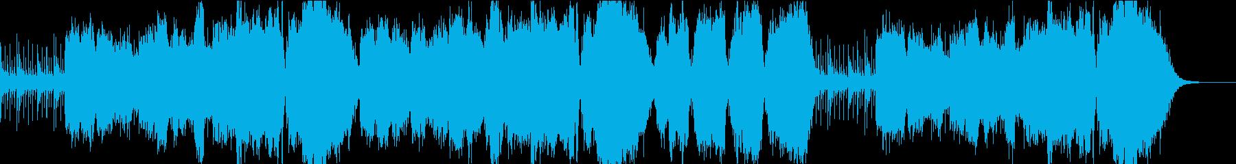 尺八が奏でる感動的なバラードHRの再生済みの波形
