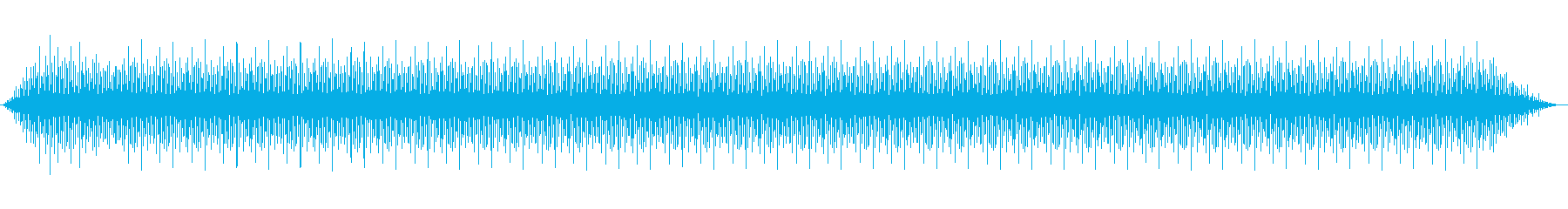 アンコールの手拍子です。の再生済みの波形