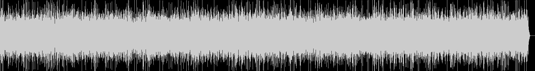 川の音・小規模(北海道)の未再生の波形