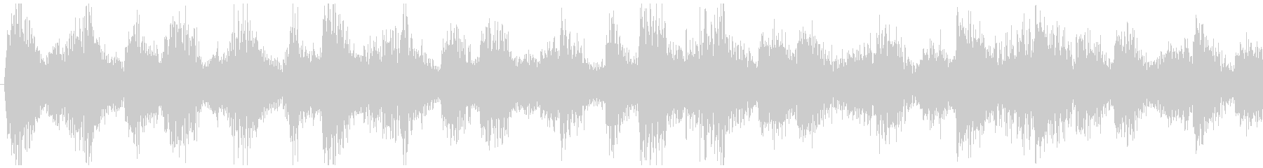 爽やかな朝に聞くBGM-ループ3の未再生の波形