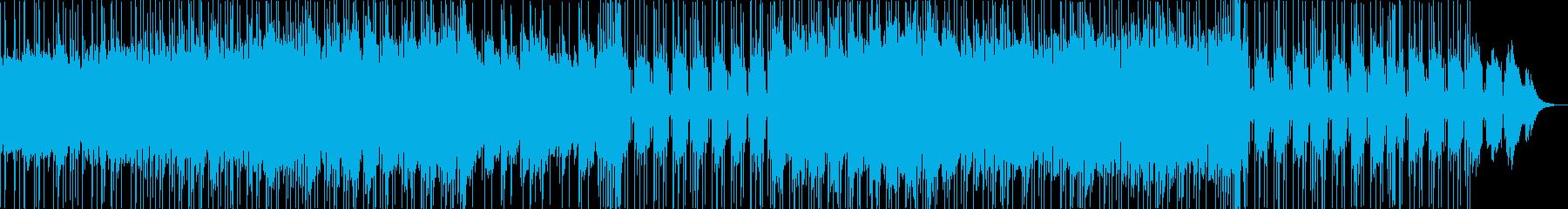 ヘヴィロック サスペンス 説明的 ...の再生済みの波形