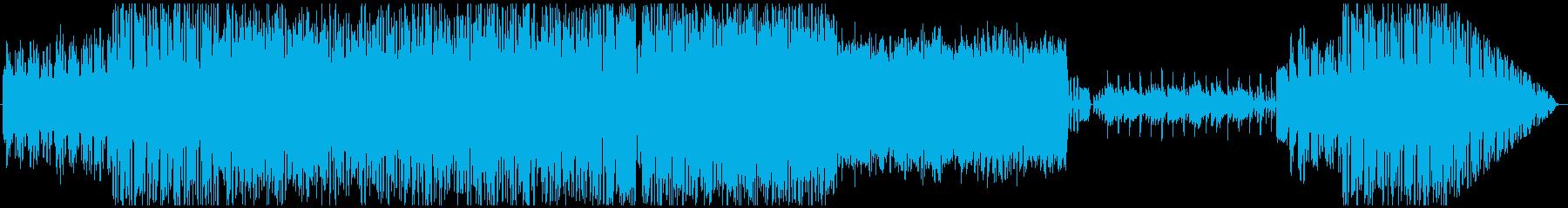 EDM系にピアノをぶち込んだ爽快ロックの再生済みの波形
