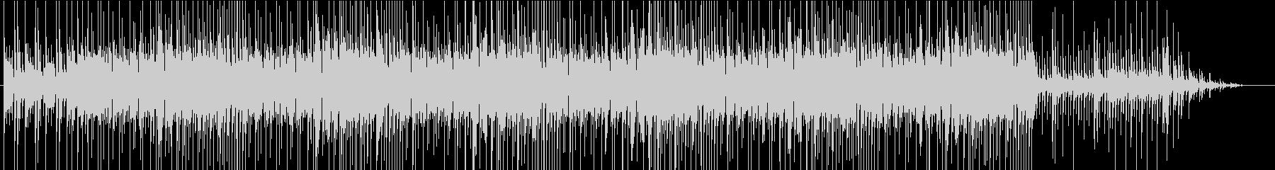 生三線で奏でる沖縄民謡/仲順流りの未再生の波形