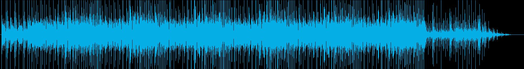 生三線で奏でる沖縄民謡/仲順流りの再生済みの波形