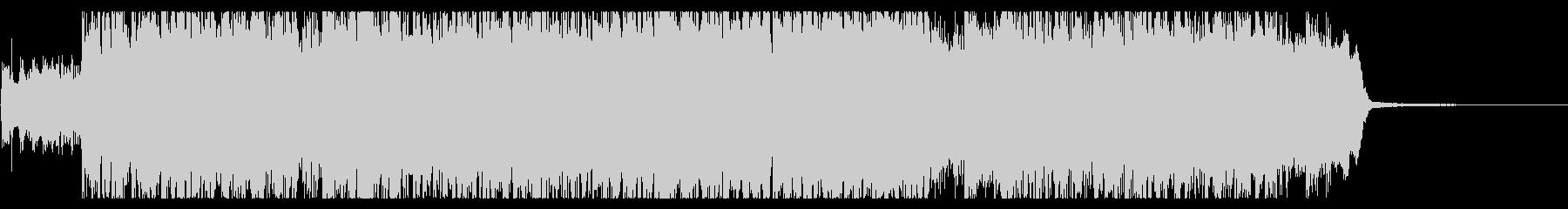 「エリーゼのために」メタルVer.の未再生の波形