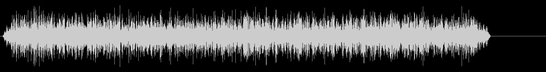 色調ズーム-電波-高の未再生の波形