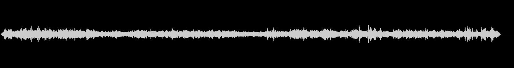 つぶやき声カフェアニマダの未再生の波形