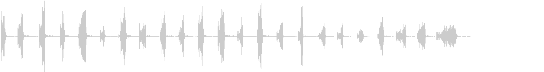 アコーデオン:ODD STACCA...の未再生の波形