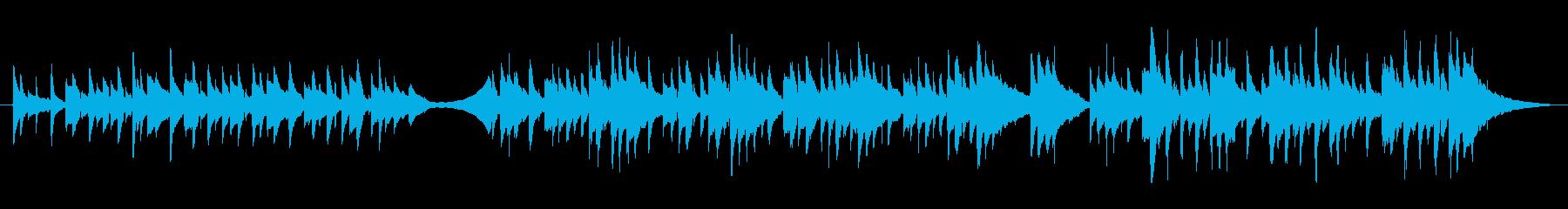 シンプルなウクレレは、この忘れられ...の再生済みの波形