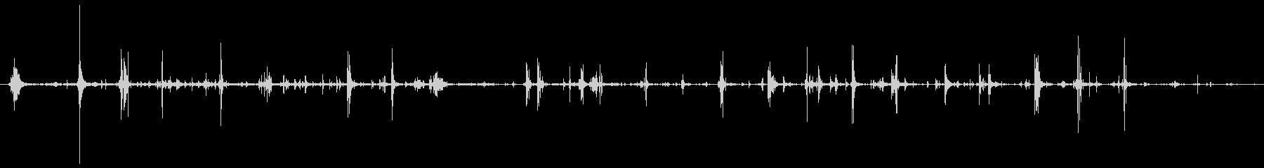 犬 ドリンク03の未再生の波形