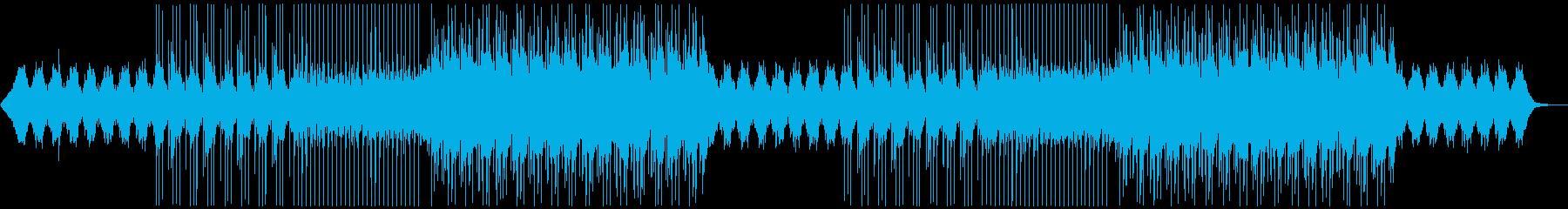 キラキラな透明感 (Inst)の再生済みの波形