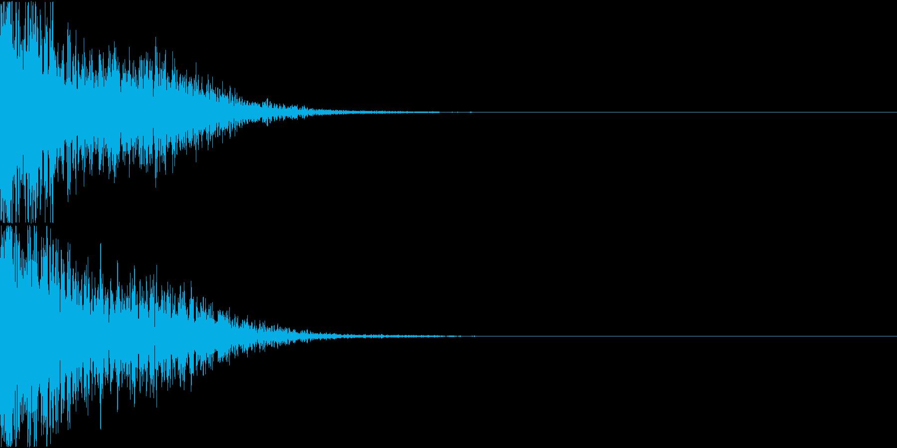 ロボット 合体 ガシーン キュイン 03の再生済みの波形
