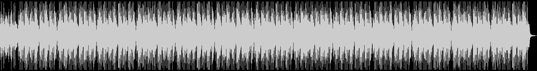 528Hz笛と民族楽器の瞑想BGMの未再生の波形