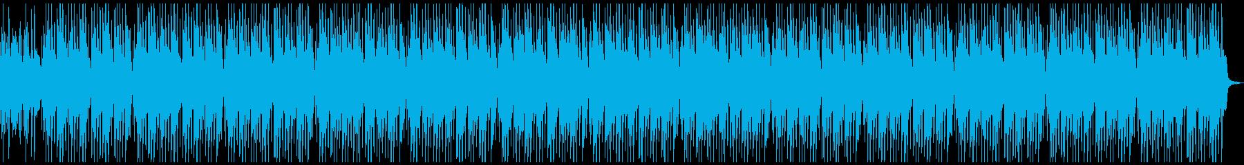 528Hz笛と民族楽器の瞑想BGMの再生済みの波形