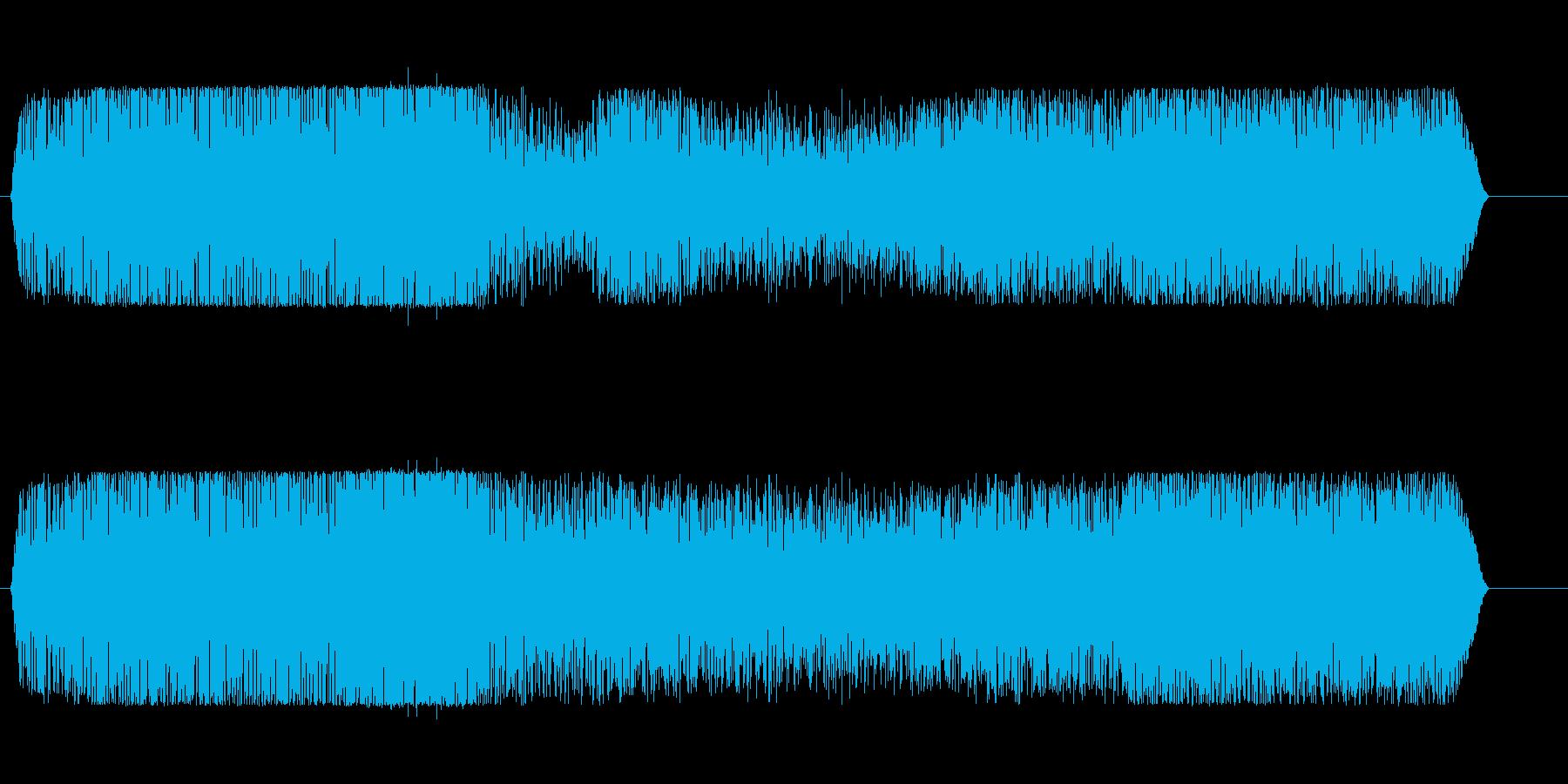 ドラッグスター;スタート/アイドル...の再生済みの波形