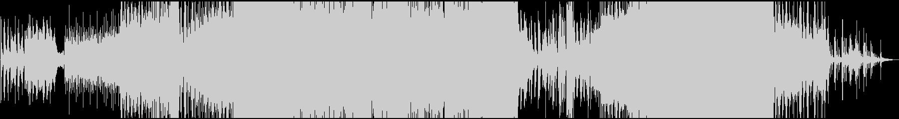 EDM:ピアノ主体でカッコよくおしゃれの未再生の波形