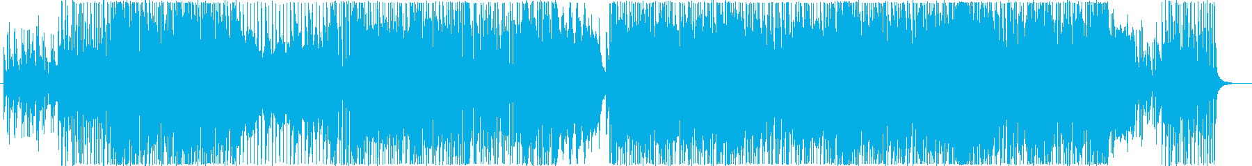 可愛らしくて楽しいノリノリポップスの再生済みの波形