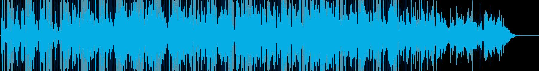 ワールドインストゥルメンタル。スペ...の再生済みの波形
