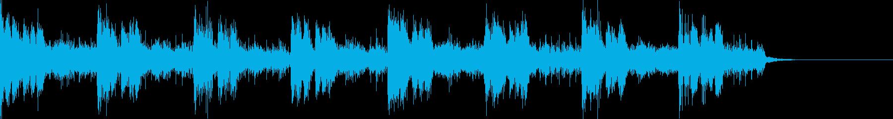 【迫力】ラスボス登場シーン【戦闘】の再生済みの波形