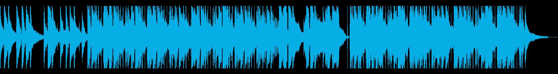 ローファイヒップホップ/まったりした夜にの再生済みの波形