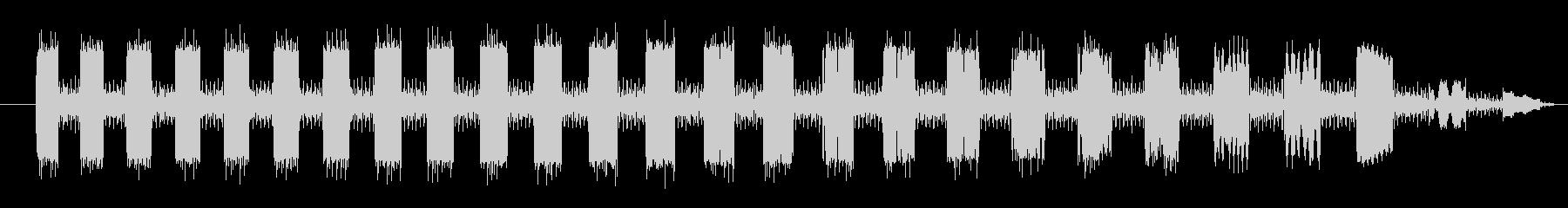 FX 作業ロボット03の未再生の波形