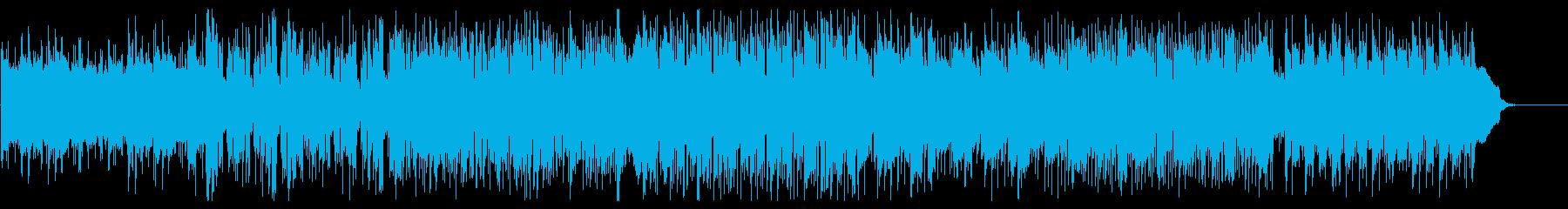 アコースティック 草原 田舎 故郷の再生済みの波形