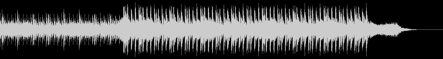 コーポレートテクスチャ―17の未再生の波形