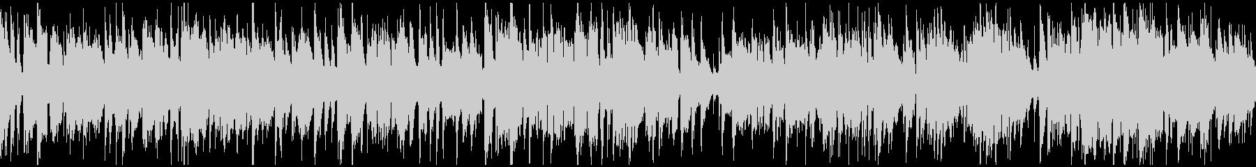 カジノっぽい明るい管楽器ジャズ※ループ版の未再生の波形