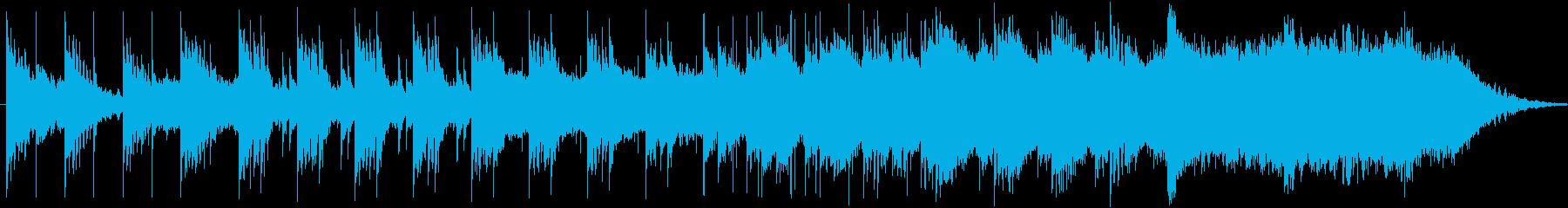 恐怖・ホラー・サスペンスBGMですの再生済みの波形