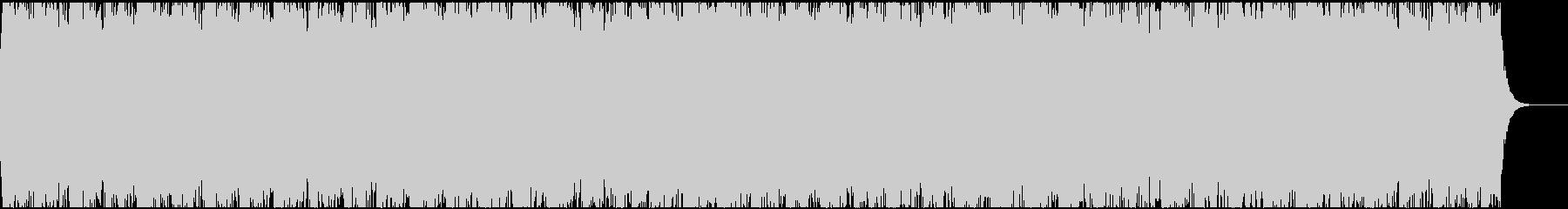 ヒーリング・リラックス・神秘的BGMの未再生の波形