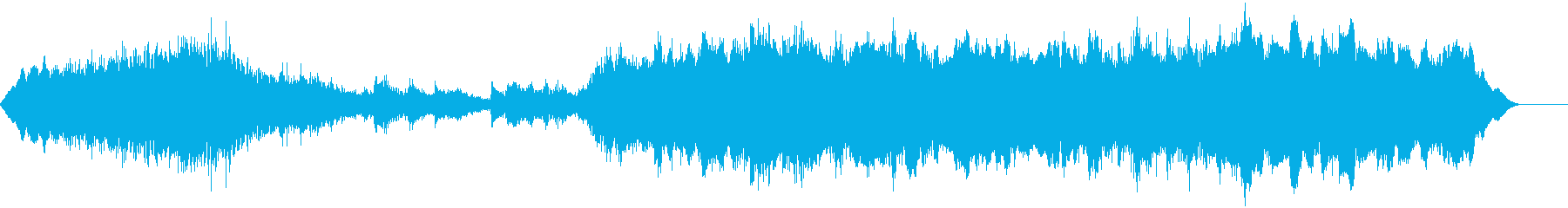 Rhythmic Middle E...の再生済みの波形
