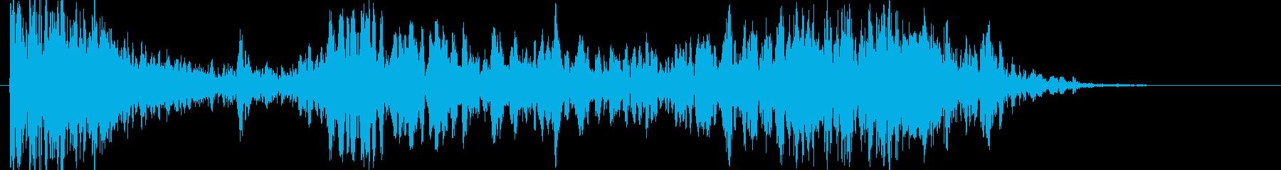 衝撃 噴火13の再生済みの波形