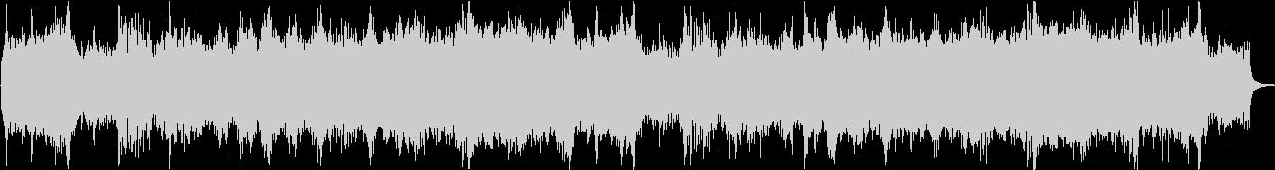 ファンタジー系(オーケストラ)戦闘曲の未再生の波形