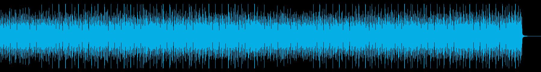 企業VPに!可愛いFuture Bassの再生済みの波形