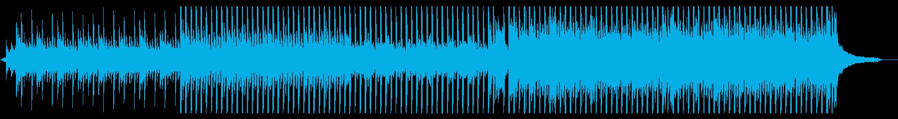 企業VP 爽やかな哀愁あるピアノ②の再生済みの波形