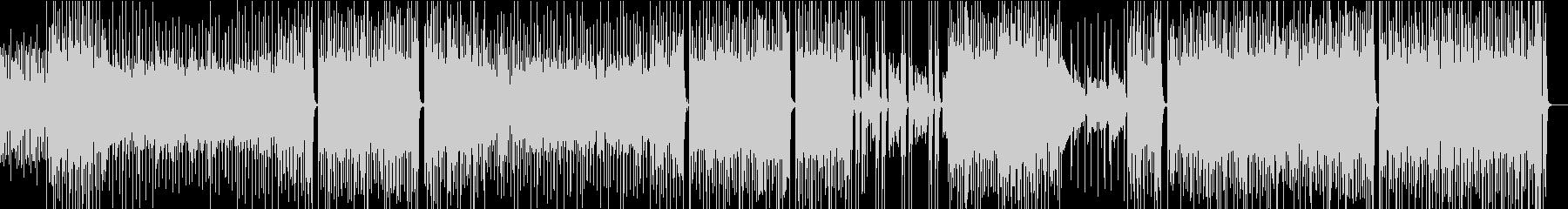 陽気なカリプソ/生音サックス&フルートの未再生の波形