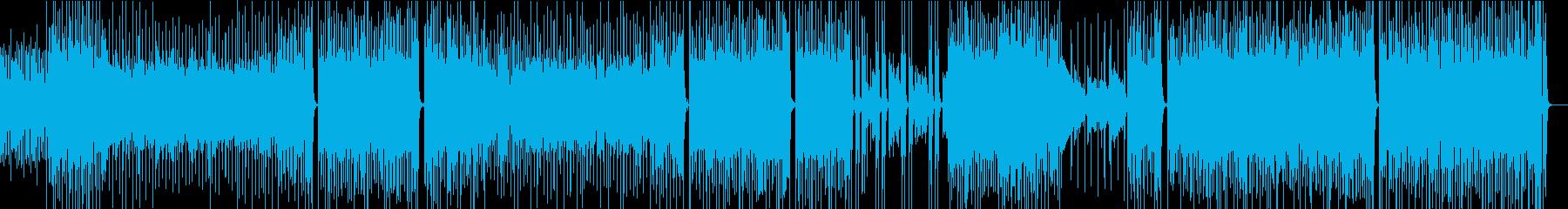 陽気なカリプソ/生音サックス&フルートの再生済みの波形