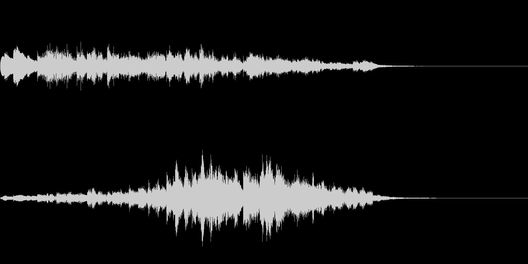 ウィンドチャイム(キラキラ)_04の未再生の波形