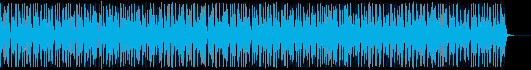 口笛、手拍子、ピアノが可愛いBGM60秒の再生済みの波形