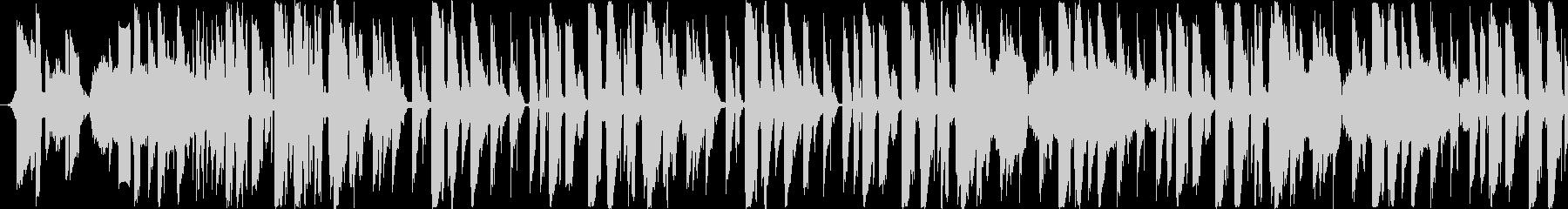 【オシャレラウンジJAZZ/ハウス】の未再生の波形