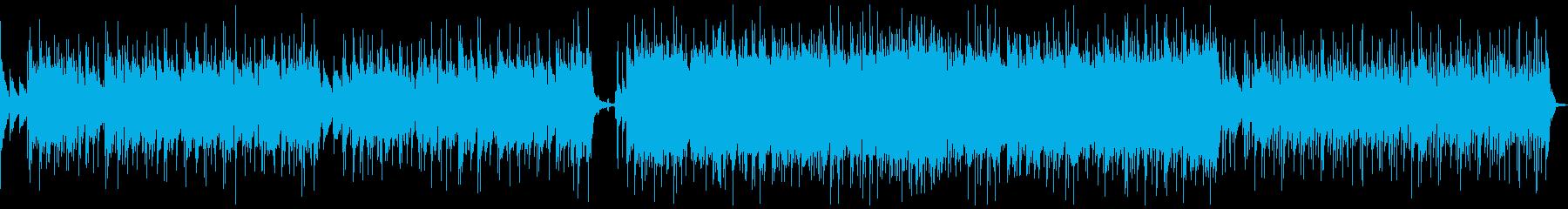 【メロなし/ループ】情熱大陸の様なBGMの再生済みの波形