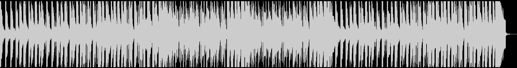 耳に残る迫りくる様なFutureFunkの未再生の波形