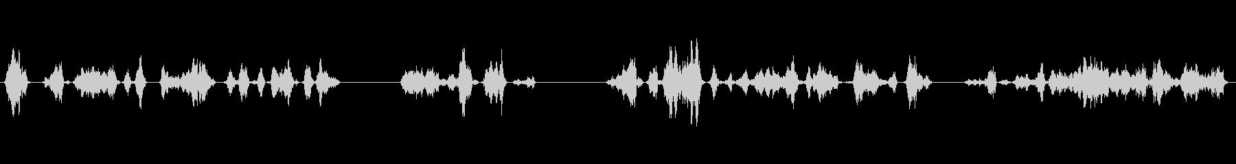 GARGLE MONSTER、SC...の未再生の波形