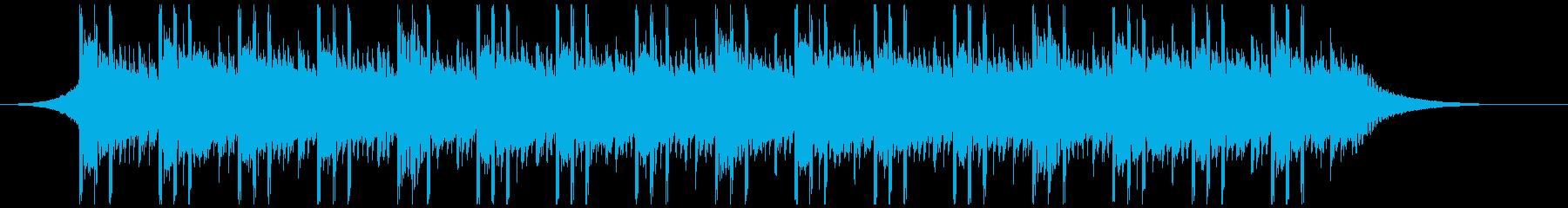 デジタルテクノロジー(40秒)の再生済みの波形