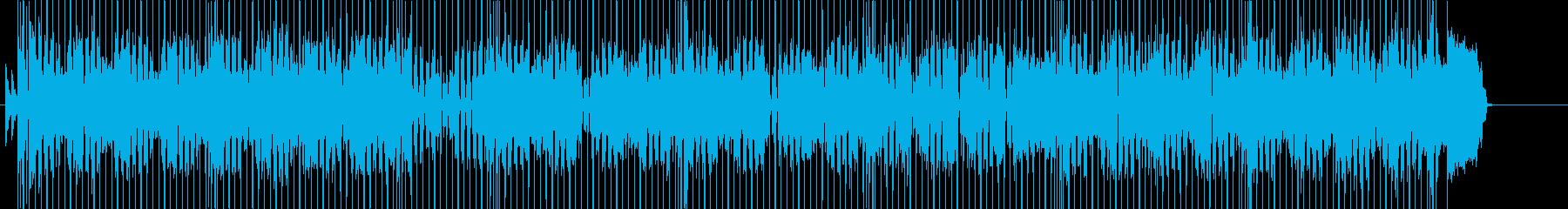 のんびりした日常系スカの再生済みの波形
