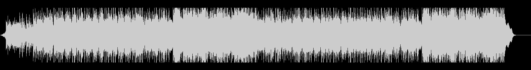 生演奏アコギ 多幸感のある明るいBGMの未再生の波形