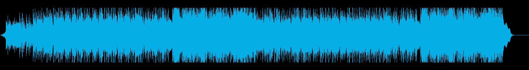 生演奏アコギ 多幸感のある明るいBGMの再生済みの波形