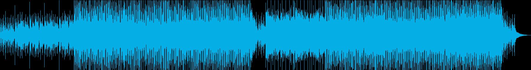 アンビエント コーポレート レトロ...の再生済みの波形