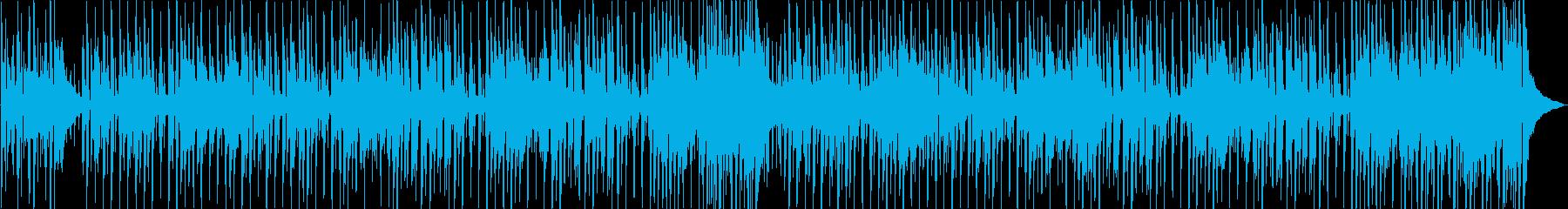 キャッチ―なカントリートラックの再生済みの波形