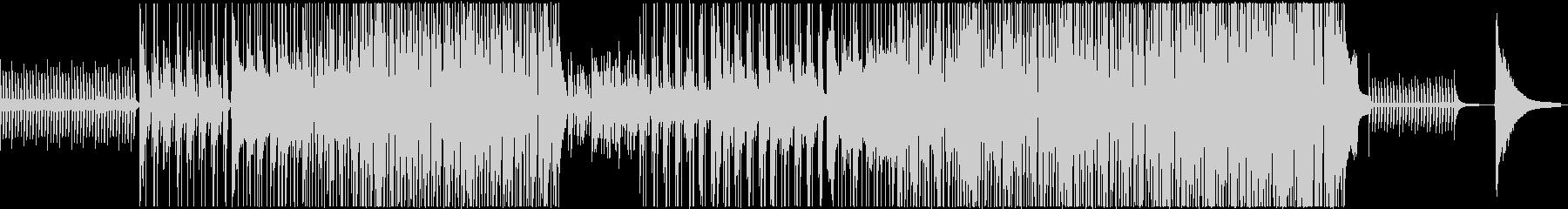 C-POPでハッピーな曲の未再生の波形